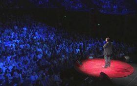 سخنرانی تد در مورد بازاریابی- ویدیو بازاریابی