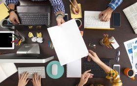 کار تیمی و ایجاد امنیت روانی در تیم