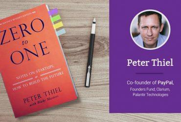 کتاب صفر تا یک: چگونه ارزشهای جدیدی در جهان خلق کنیم