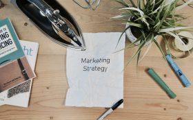 توسعهی استراتژی بازاریابی و نحوهی گسترش آن