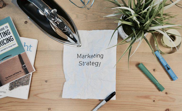توسعه استراتژی بازاریابی