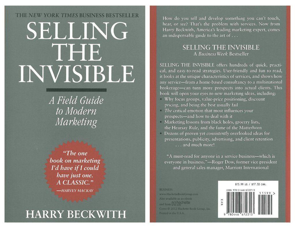 کتاب بازاریابی نامرئی