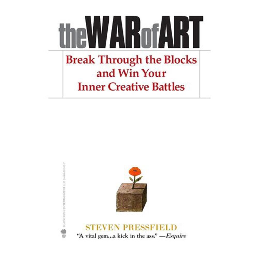 کتاب War of art